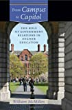 From Campus to Capitol: The Role of Government Relations in Higher Education