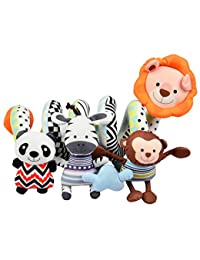 Totmart Lion Baby Activity Spiral Toy, Stroller Toy, Bed Hanging Toys, Car Seat Toy BOBEBE Online Baby Store From New York to Miami and Los Angeles