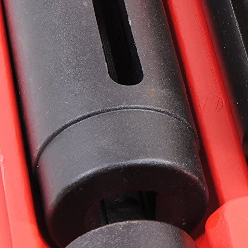 7 Piece Oxygen O2 Automotive Injector 3/8 1/2 Inch Wide Vacuum Garage Socket Tool Kit