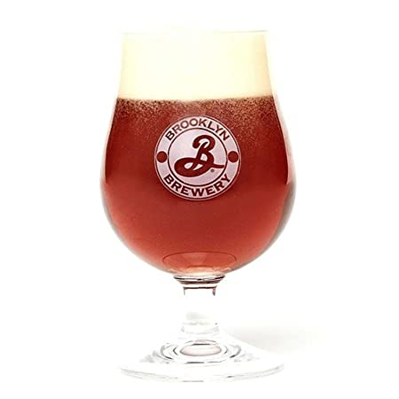 a37c6107 Brooklyn Brewery Snifter Glass: Amazon.co.uk: Kitchen & Home