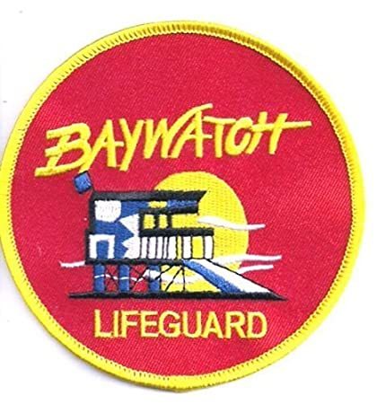 Baywatch logo patch   free images at clker. Com vector clip art.