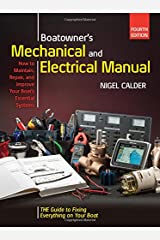 Boatowners Mechanical and Electrical Manual 4/E Hardcover