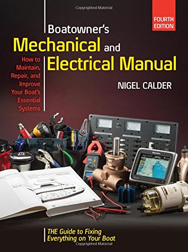 Mechanical Manuals Repair (Boatowners Mechanical and Electrical Manual 4/E)
