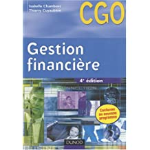 GESTION FINANCIERE MANUEL 4ED.