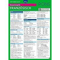 PONS Grammatik auf einen Blick Französisch (PONS Auf einen Blick, Band 8)
