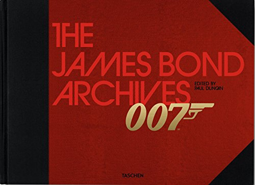 The James Bond Archives- (No film strip will be included)