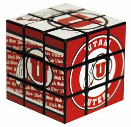 NCAA Utah Utes Toy Puzzle Cube