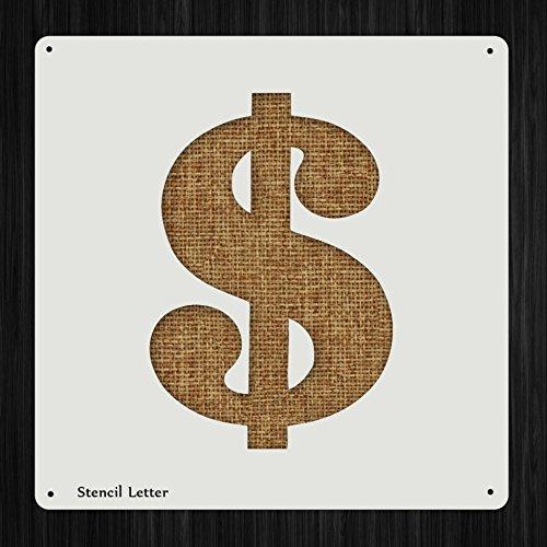 Dollar Sign Shape - 7