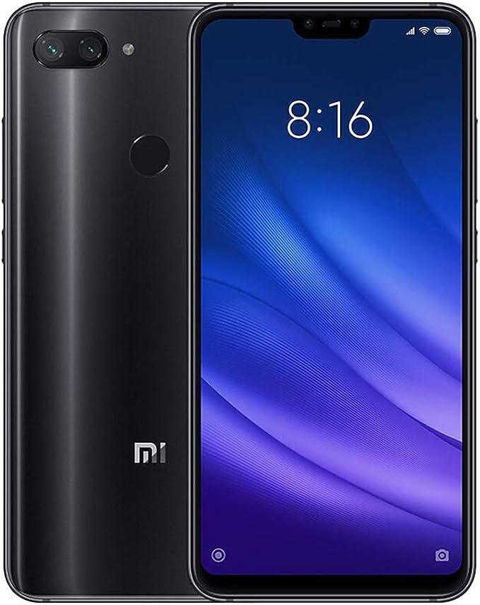 Xiaomi Mi 8 Lite Smartphones Pantalla de Pantalla Completa de 6.26 ...