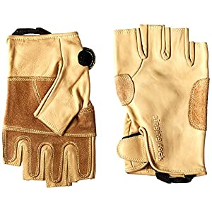 Singing Rock Grippy 3/4 Leather Glove