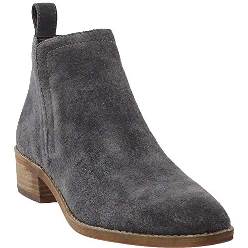Dolce Vita Women's Tessey Ankle Bootie, Anthracite, 8 M US
