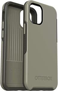 OtterBox Symmetry Series Case for iPhone 12 Mini - Earl Grey (VETIVER/Climbing Ivy)