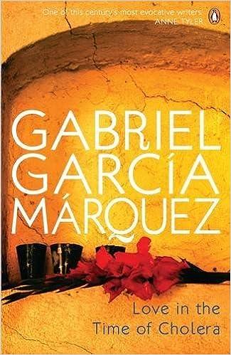 Love In The Time Of Cholera Amazon Co Uk Gabriel Garcia Marquez