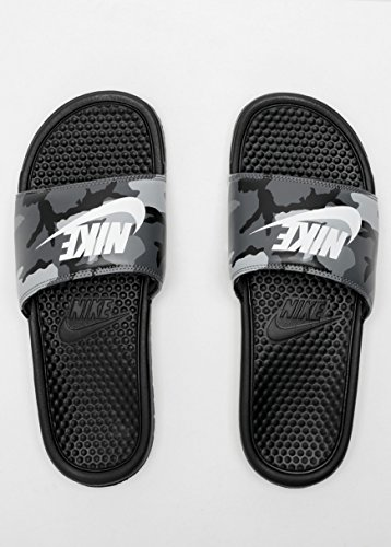 Nike Chanclas Benassi Jdi Lam BLACK/WOLF GREY/COOL GREY/WHITE