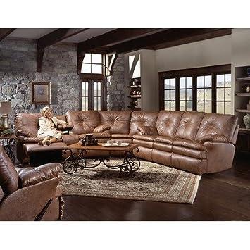 Amazon.com: Diseños de reclinación 854 – 31 – Raymond piel ...