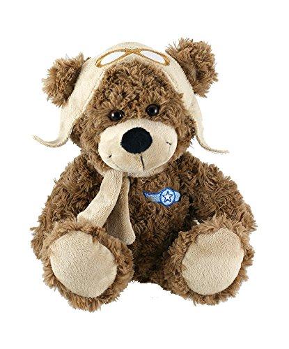 Aviator Bear (Cuddle Zoo, Aviator Bear, 12