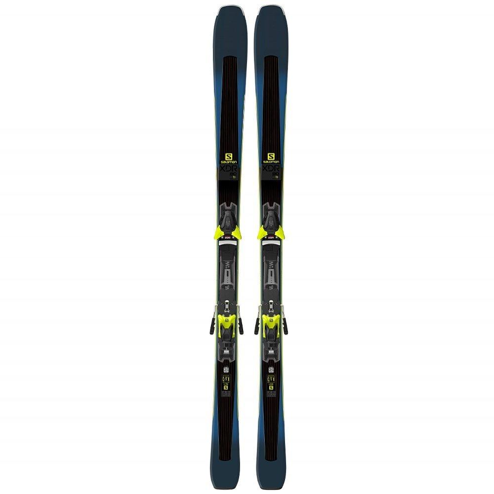 Salomon 2019 XDR 80 Ti スキー Z12ビンディング付き