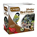 King Fisher Window Bird Feed