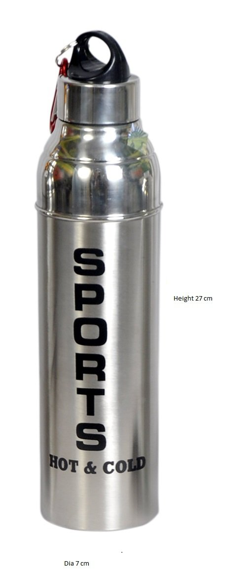 1e0c14cb18 Dynore Insulated Hot & Cold Water Bottle 900ML: Amazon.in: Home & Kitchen