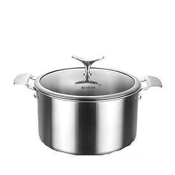 Pote de la sopa del acero inoxidable crisol de la sopa del ...