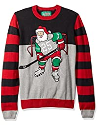 Amazonca Ugly Christmas Sweater Sweaters Men Clothing
