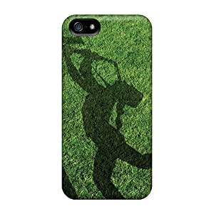 Case Cover Green Show/ Fashionable Case For Iphone 5/5s
