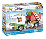 COBI  Garbage Truck with Roll-Off Dumpster