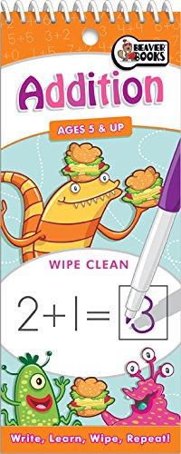 Tall Wipe-Clean: Addition pdf
