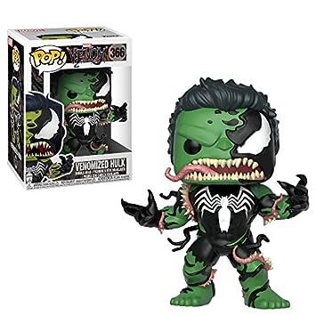Funko Pop Marvel Venom – Venom Hulk Collectible Figure, Multicolor