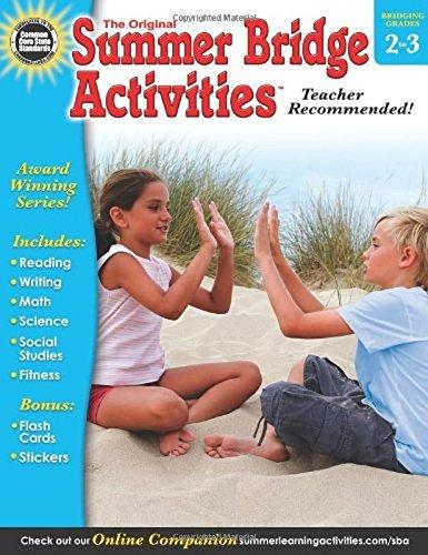 The Original Summer Bridge Activities, Bridging Grades 2 - 3 -