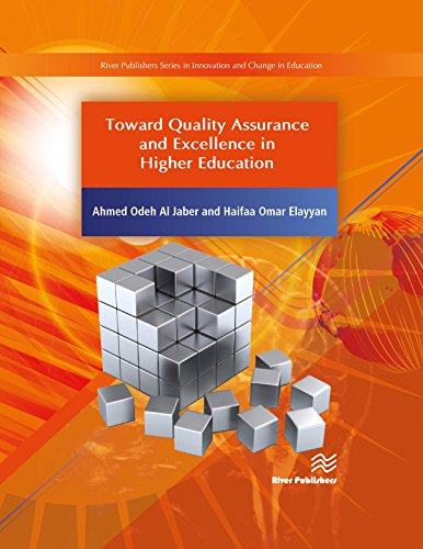 Toward Quality Assurance and Excellence in Higher Education