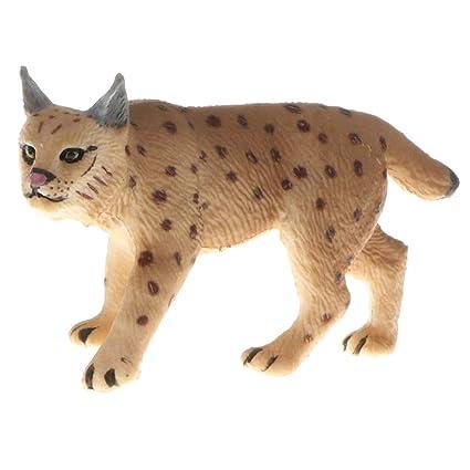 Toygogo Juguete De Animales Salvajes De Simulación Figura De ...