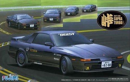 Series No.5 Toyota Supra Turbo a 87 Pass 1/24 (japan import): Amazon.es: Juguetes y juegos