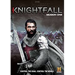 Knightfall Season 1 debuts on Blu-ray, DVD, and Digital March 13 from Lionsgate