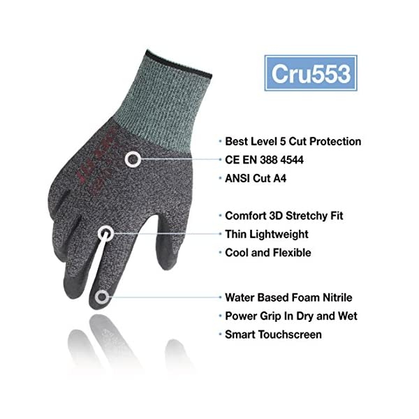 DEX FIT Work Gloves 2