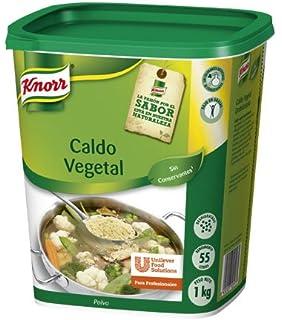 Knorr - Caldo vegetal - en polvo - 1 g