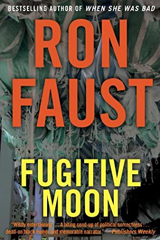 book cover of Fugitive Moon
