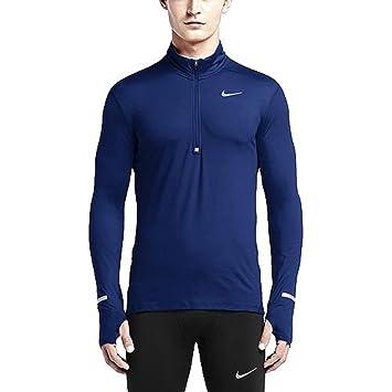 171b195a Nike Men's Dri-Fit Element Half Zip - Small - Deep Royal Blue ...