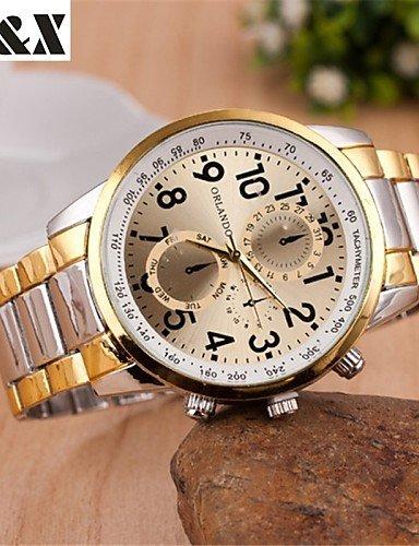 El mundo de la moda de los hombres de diamante del reloj y el número de ...