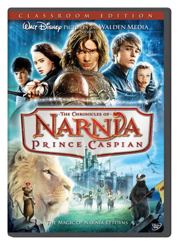 - The Chronicles of Narnia: Prince Caspian Classroom Edition