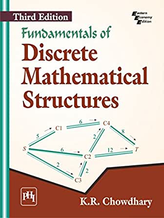 fundamentals  discrete mathematical structures    chowdhary amazoncom