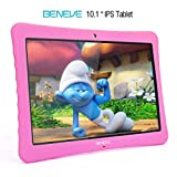 BOGO! 10 inch Kid Tablet, 1080p Full HD Display Android 7.0,2GB+32 GB,Dual Camera Front 2MP+ Rear 5MP,Bluetooth and WiFi w/Kid-Proof Case ...