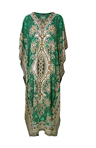 kaftan dress long - 5