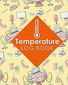 Temperature Log Book Daily Food Temperature Log Sheets