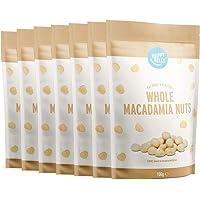 Amazon-merk: Happy Belly Macadamianoten, 7 x 100 g