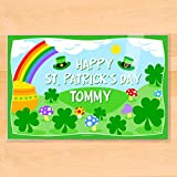 Olive Kids Personalized St. Patrick's Day Placemat
