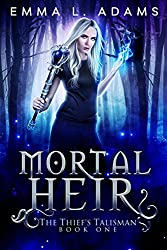 Mortal Heir by Emma L. Adams