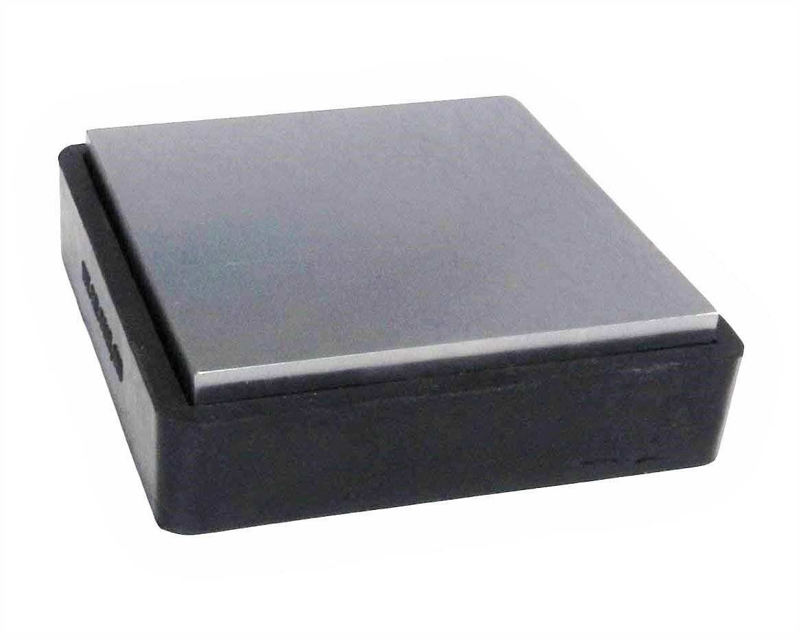 STEEL & RUBBER BLOCK 4 DOUBLE SIDED COMBINATION METAL WORKING ANVIL BENCH TOOLS (LZ 4.3 FRE) India COMBINATION STEEL RB