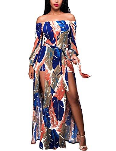long dress with split - 4