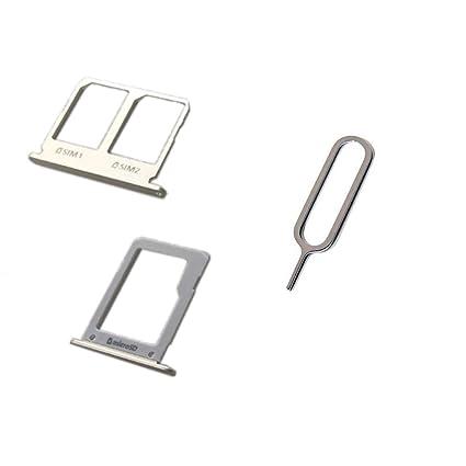 Amazon.com: Micro SD soporte de tarjeta SIM ranura bandeja ...